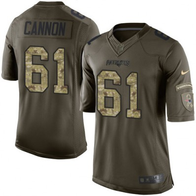 Marcus Cannon Jersey