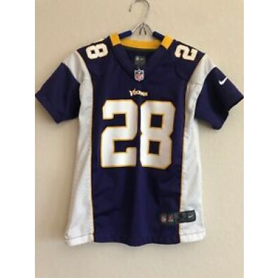 adrian peterson youth football jersey