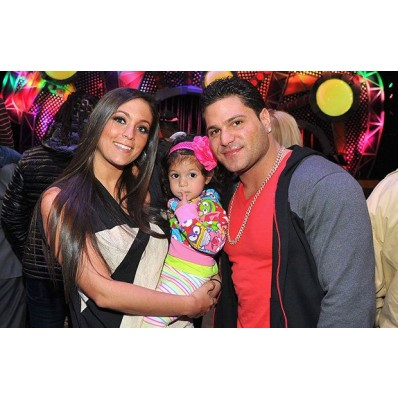 are sammi and ronnie from jersey shore still together