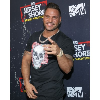 ronnie for jersey shore